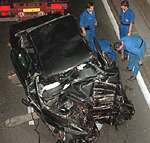 Princess Diana Crash